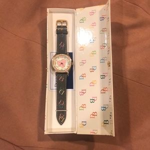 Dooney and Bourke Crystal Watch